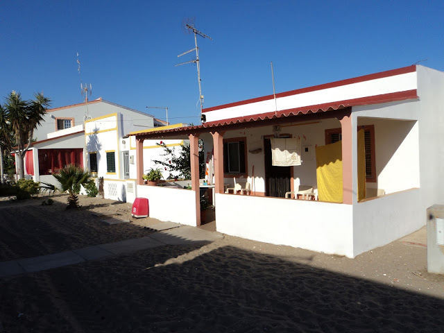 Houses in Culatra
