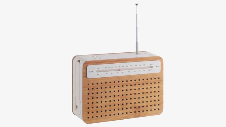 lexon design radio
