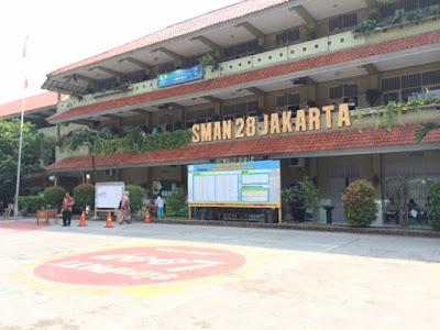 Daftar Alamat SMA NEGERI dan Swasta Di DKI Jakarta