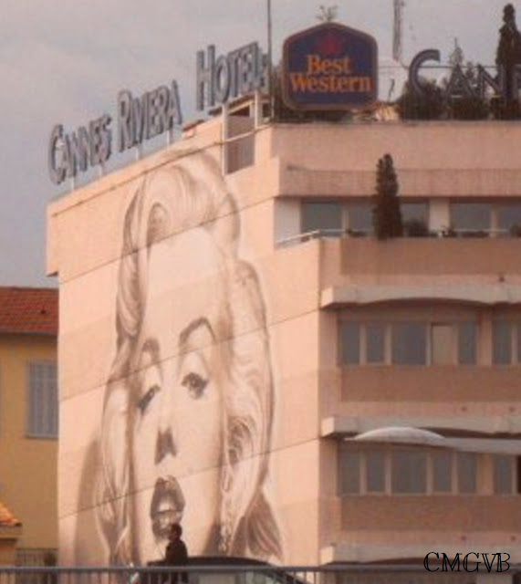 fashion blogger, fashion, blog, Marilyn Monroe, Cannes