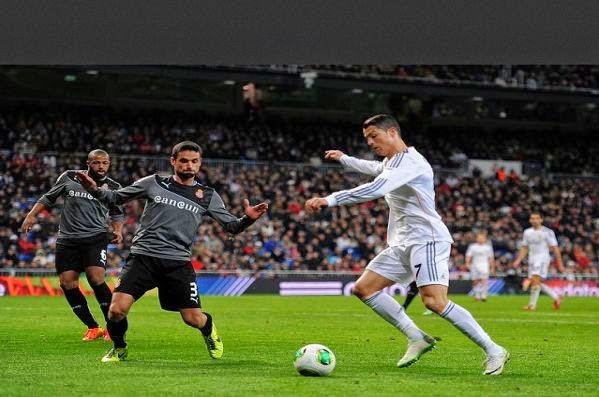 spanish la liga real madrid
