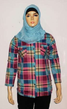 Grosir Baju Muslim Murah Online Tanah Abang Atasan Wanita