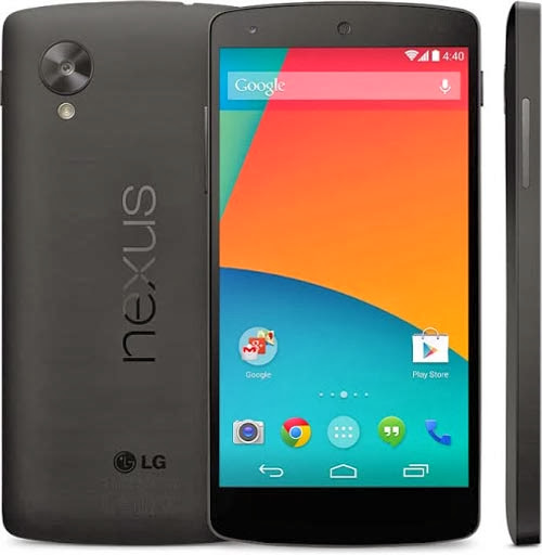 Google Nexus 5 with Android 4.4 Kit Kat some photos leaked before official day