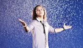 Hafiz mantap(dgn lirik lagu awan nano)