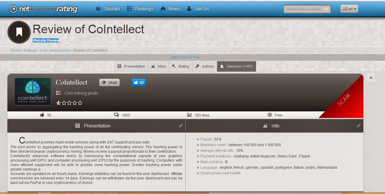 Cointellect Scam
