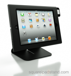 Sentry Squared iPad® Point of Sale Stand for Square™