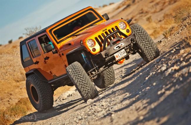 2011 Jeep Wrangler Rock Raider