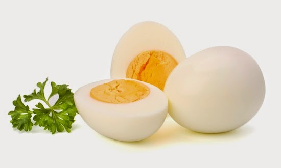 how to know when boiled egg is ready