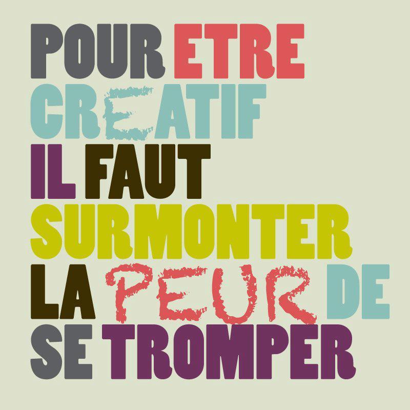 """Extrem Journal d'art Québec: Dix citations pour """"Booster"""" sa créativité ML08"""