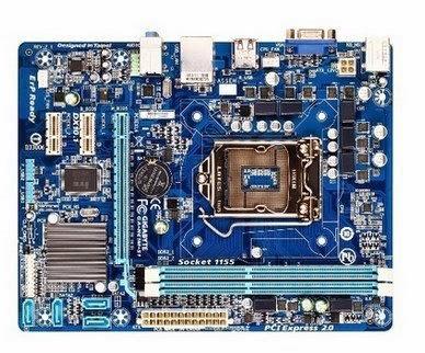 Placa-mãe Gigabyte GA-H61M-S1 LGA1155 por R$ 150,00