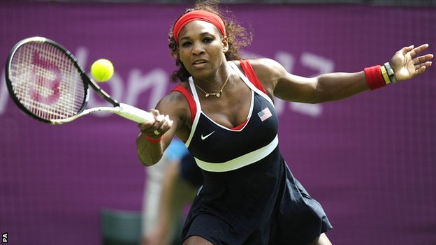 serena gay singles Roger federer says he thinks serena williams is the greatest tennis player of all time federer says williams' singles and doubles accomplishments are unparalleled in the game williams said the.