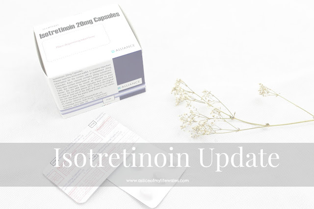 blog post isotretinoin one month update roaccutane
