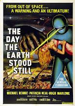 Original Day the Earth Stood Still was UFO acclimation?