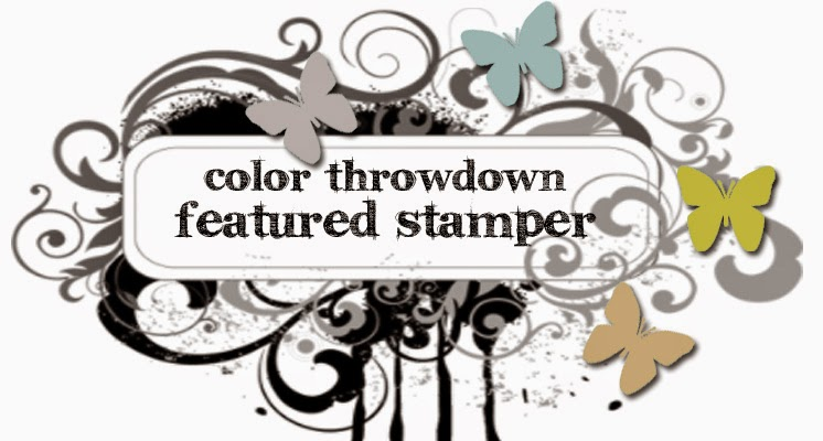 Color Throwdown Featured Stamper
