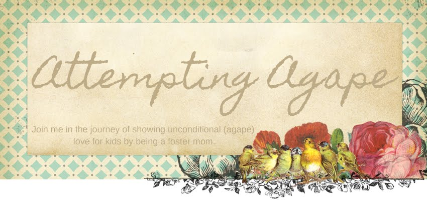 Attempting Agape