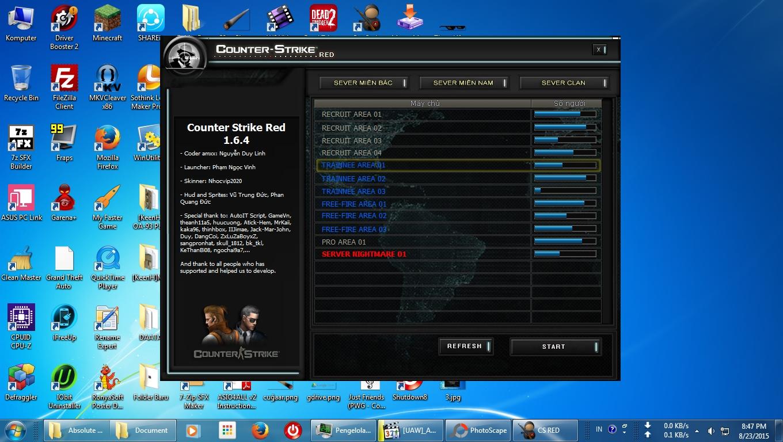 Csred Crossfire Offline Counter Strike Red 1 52 Final