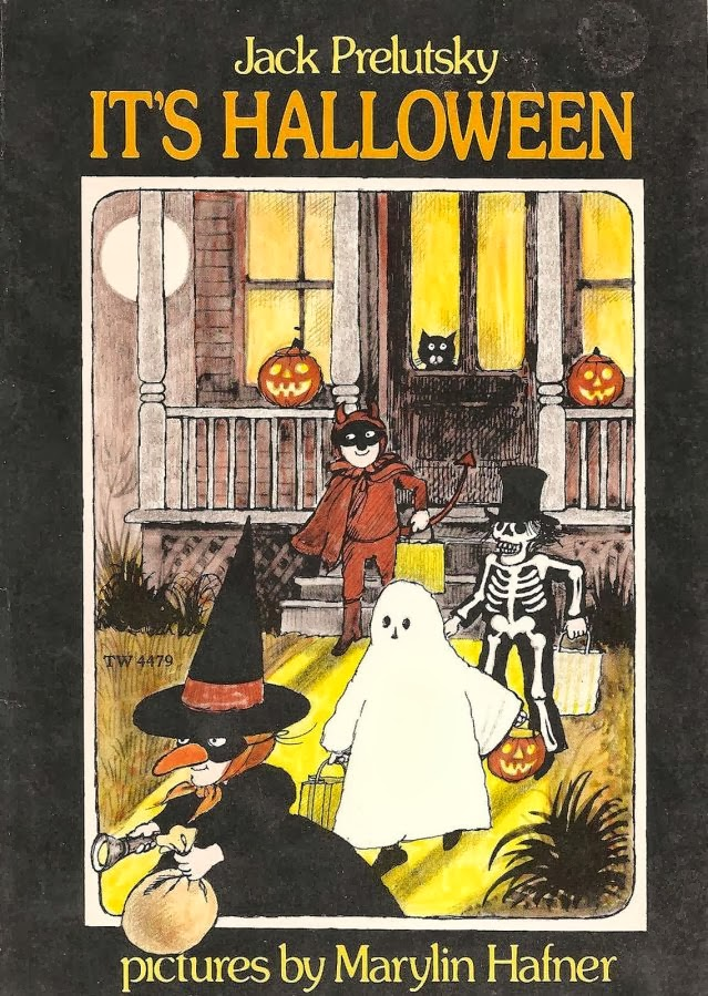 every october i think about a seasonal book i had as a child i couldnt remember the name only the cover art and that it was published in the 70s
