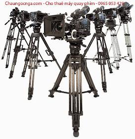 Cho thuê Máy quay phim - Camera dựng hình