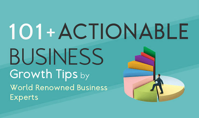 101+ Practical and Effective Tips for Business Growth
