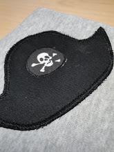 make a pirate patch