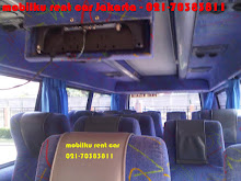 Interior Isuzu Elf-3