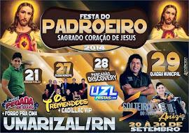 Festa do Padroeiro 2014