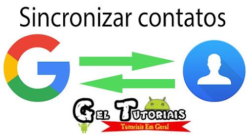Como Salvar contatos no Gmail (Backup de contatos no android)
