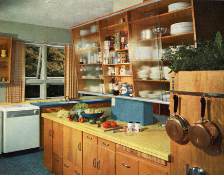 1950s Home Decor