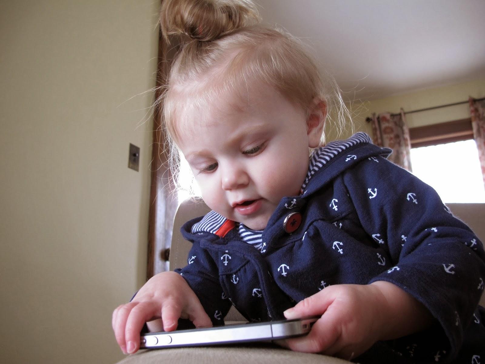 iPhone Baby