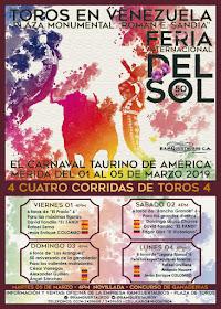 FERIA DEL SOL 2019