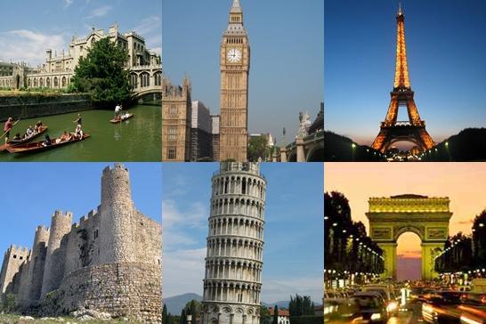 Resultado de imagem para europa pontos turisticos wallpaper