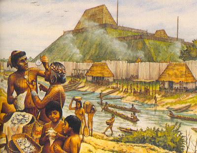 La ciudad olvidada de Cahokia, EEUU