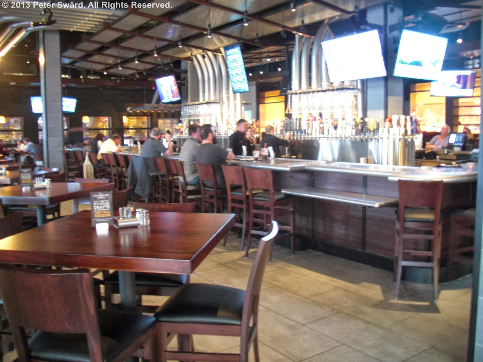 The Daily Lunch Yard House Lynnfield