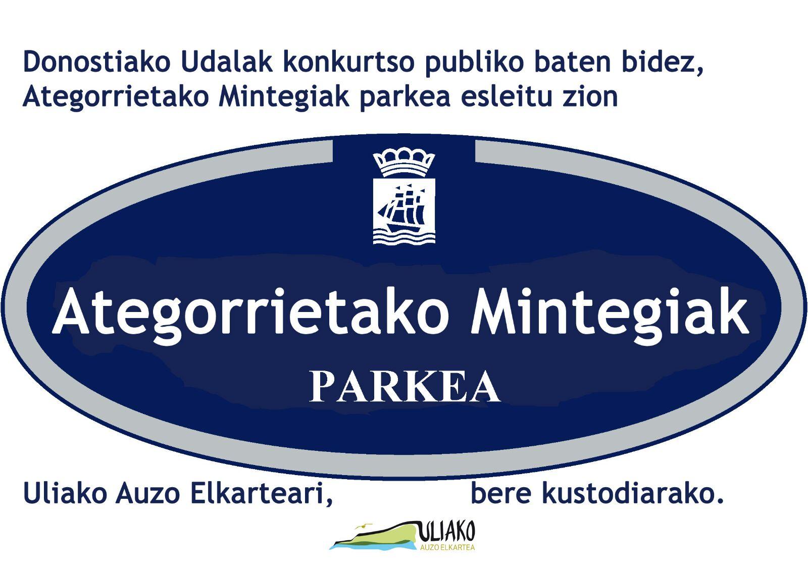 Uliako Mintegiak Herritarrentzat,momentuz.