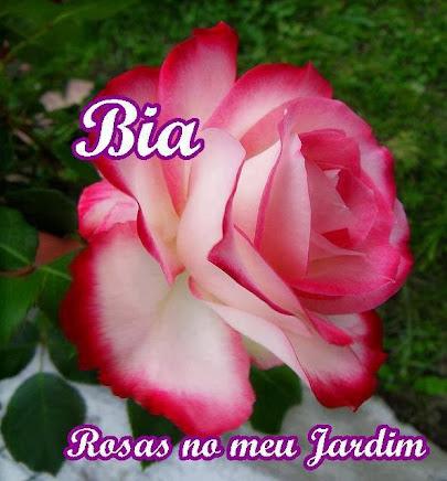 A rosa é sua.
