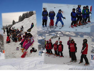 Un samedi au ski (19 janvier)