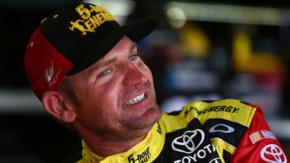 Meet #NASCAR Sprint Car Chase Driver Clint Bowyer