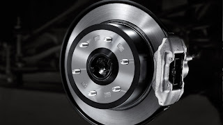 rear disc brake new pajero sport 2013