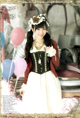 Mayu Watanabe KERA AKB48