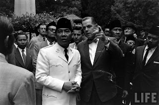 Ir.Sukarno dan Politik luar negeri 5