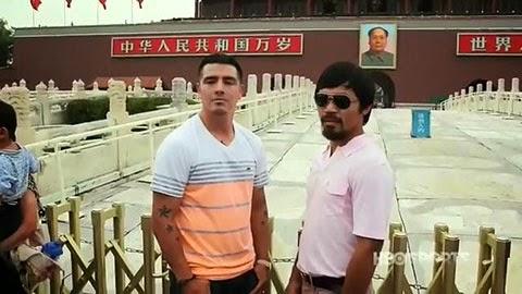 Pacquiao vs Rios 24/7 Episode 1 Video & Transcript
