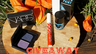 Giveaway by Ami Beauty Unearthly - Nars, Uslu airlines