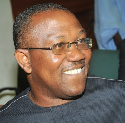 LEVEL OF GREED IN NIGERIA IS INTOLERABLE - GOV OBI.