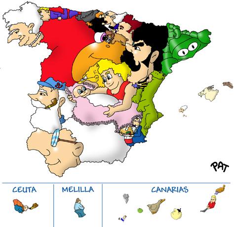 Esta es la España nuestra...