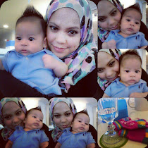 mommy & baby ralphael (2 month )
