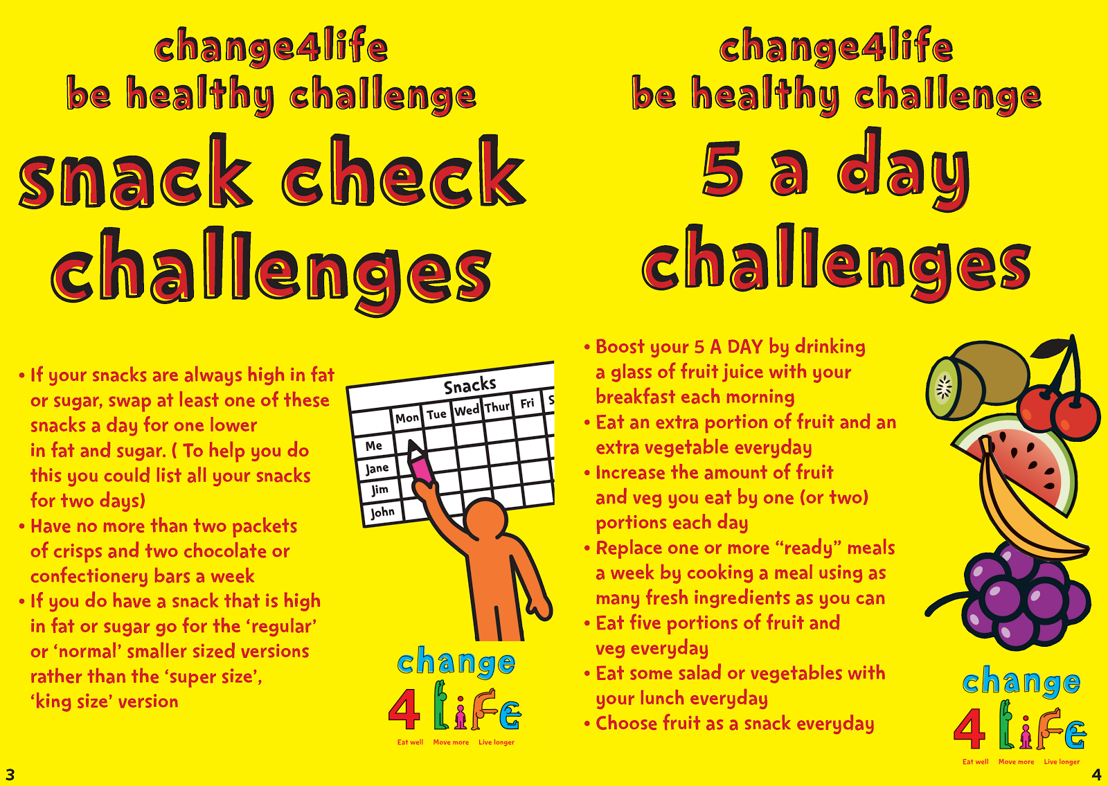 how change 4 life is helping How to change your life at 60  i also started helping out a friend at the coaching inn she had taken  it's a fabulous time to change things,.