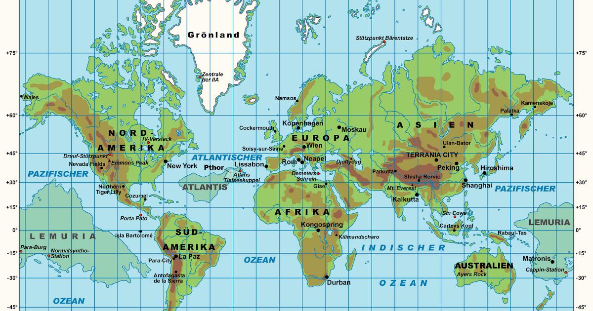 Geografi9 Peta Dan Pemetaan