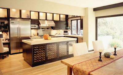 Whether you re remodeling an existing kitchen or building a new one  an efficient  kitchen design online means that your work triangle minimizes the number  Kitchen Design   Home Decor Gallery. Efficient Kitchen Design. Home Design Ideas
