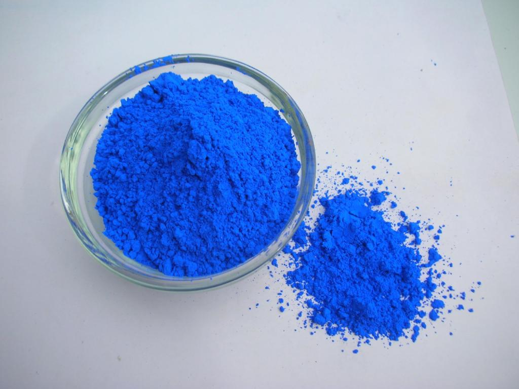 ... , more cobalt-blue this time around, to me. Or is it my imagination
