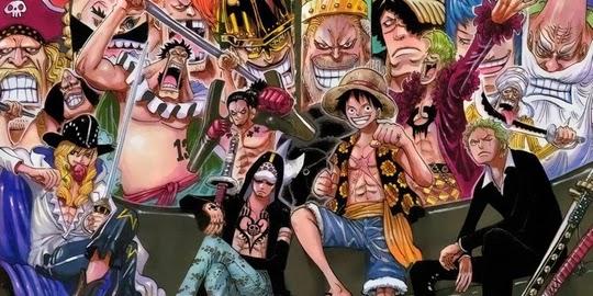 One Piece, Eiichiro Oda, Shonen Jump, Actu Manga, Manga,
